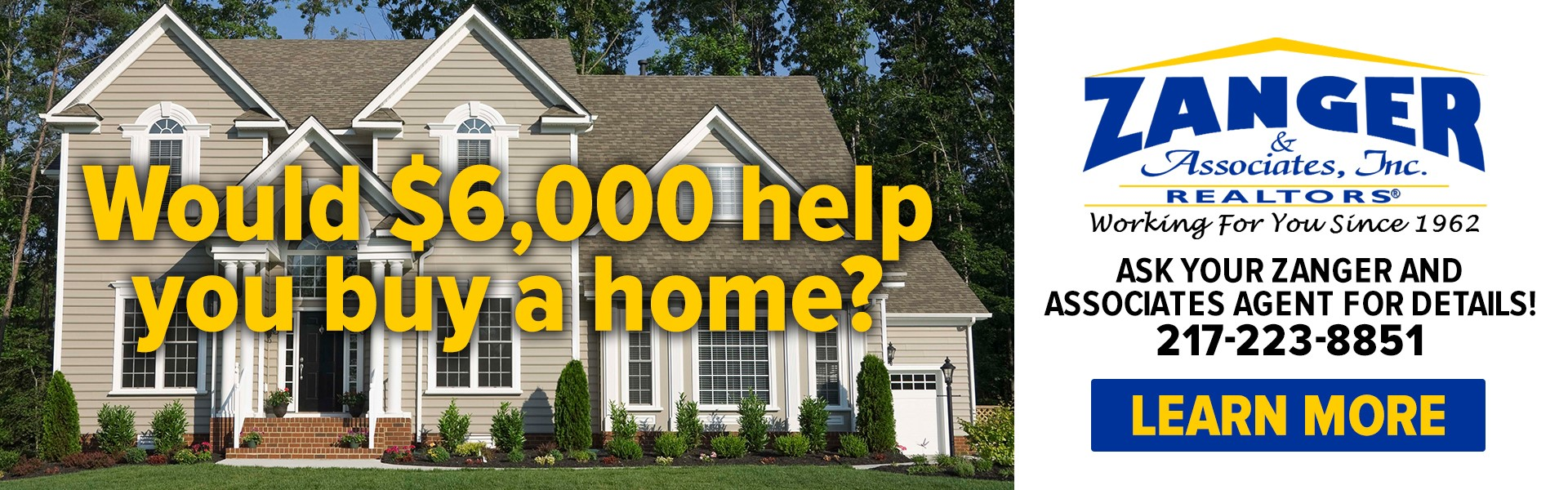 Would $6,000 help you buy a home?